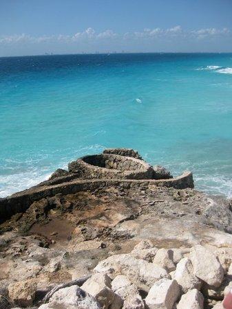 Playa Mujeres, Mexico: Isla Mujeres Mexico-Garrafón-Naturpark