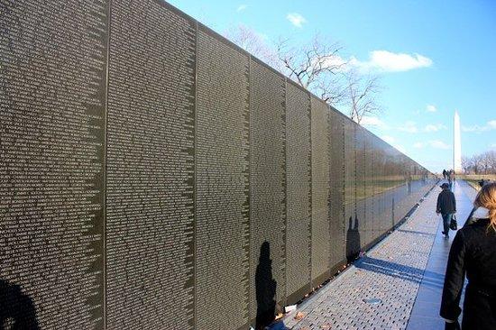 Vietnam Veterans Memorial: IMG_4815