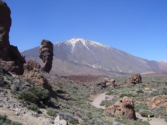 Tenerife, España: El Teide