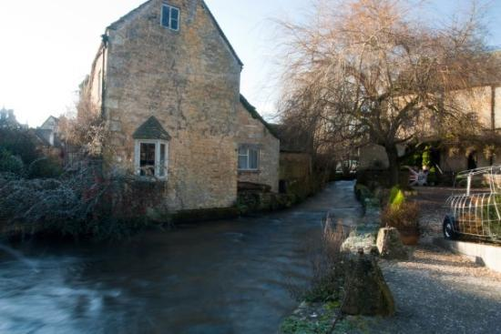 Bilde fra Bourton-on-the-Water