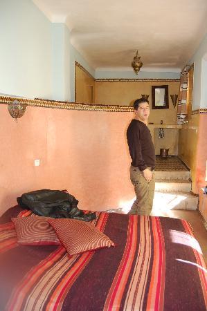 Riad Dar Nael: chambre Siham
