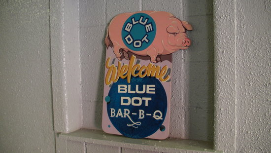 Blue Dot Barbecue