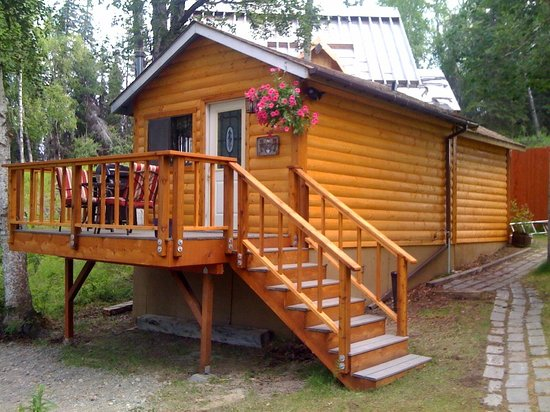 Alaska Serenity Lodge: Lakefront Cabins available