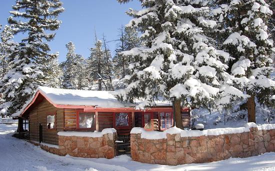 Rocky Mountain Lodge & Cabins: Colorado Cabin Rental, near all area attractions