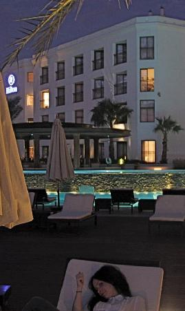 Hilton Luxor Resort & Spa: Pool area