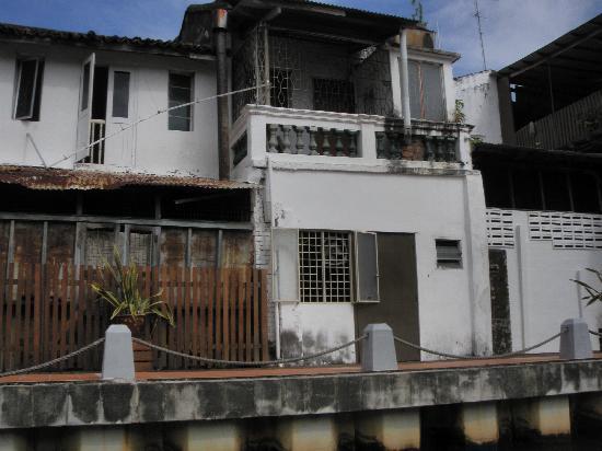 Hotel Puri: Melaka River
