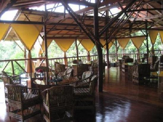 El Remanso Lodge: The Main Lodge