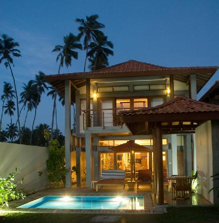 Serene Pavilions : wonderful! ocean pavilion