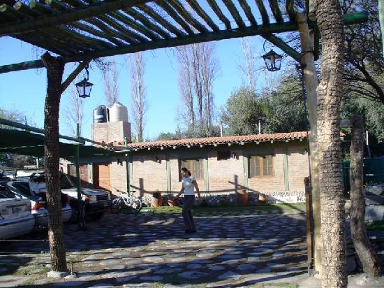 Cerro Del Valle Hotel Rustico: parking