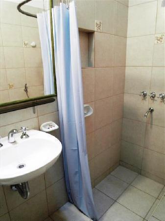 Cerro Del Valle Hotel Rustico: Bathroom