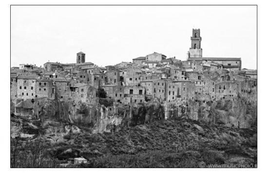 Pitigliano ภาพถ่าย