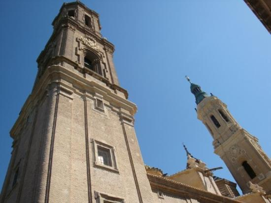Bilde fra Basilica de Nuestra Senora del Pilar