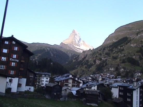 Matterhorn 4478M Zermatt, Switzerland.