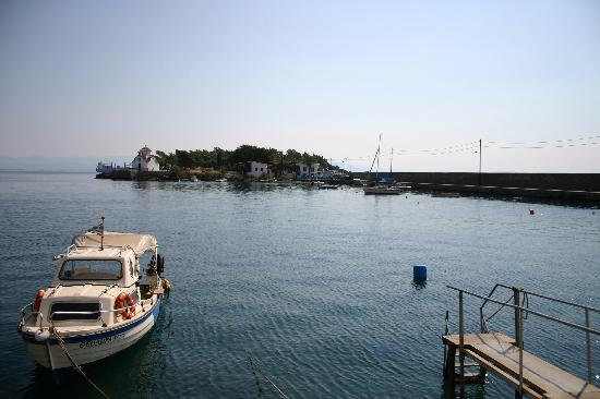 Gytheio, Yunanistan: Halbinsel Kranai bei Gythio