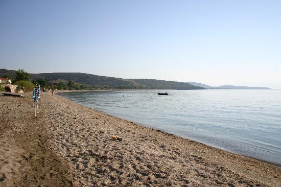Gytheio, Grèce : Strand v. Porto Ageranos/Gythio
