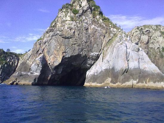 """Arraial do Cabo, RJ : """"gruta azul"""""""