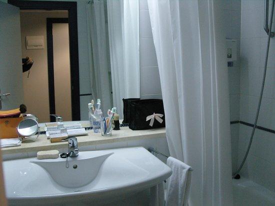 إيبيس ستايلز سرقسطة راميرو آي: baño espacioso