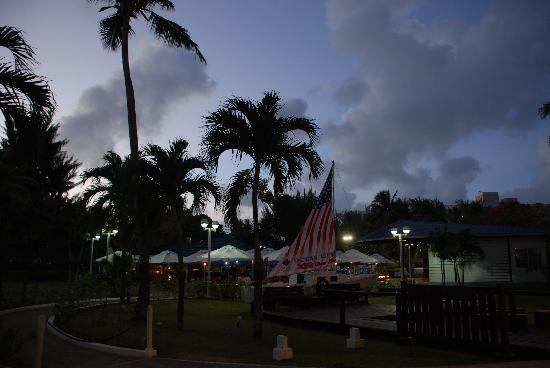 Fiesta Resort & Spa Saipan: ピーチ