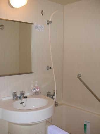 APA Hotel Komatsu: 洗面所