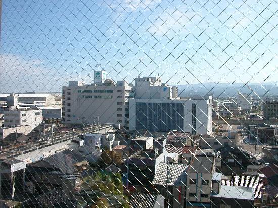 APA Hotel Komatsu: 眺望