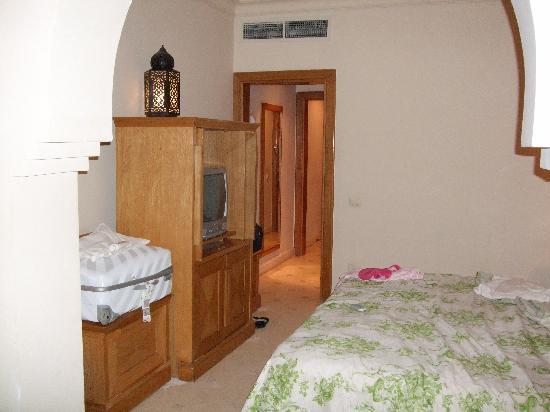 โรงแรมมาคาดี พาเลส: Comfortable