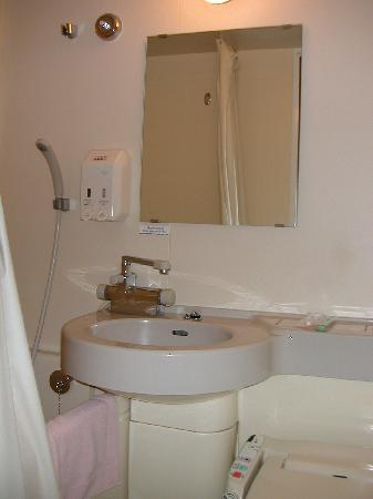 Katamachi Tour Hotel: 洗面所
