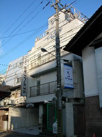 Katamachi Tour Hotel: 建物