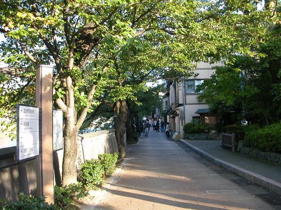 Kanazawa, Japón: 通り