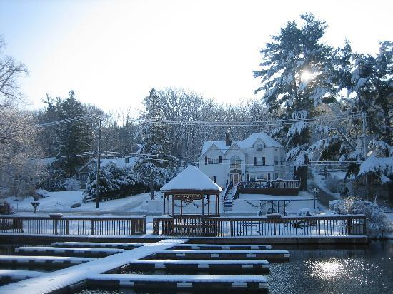 Waterstone Inn: Winter