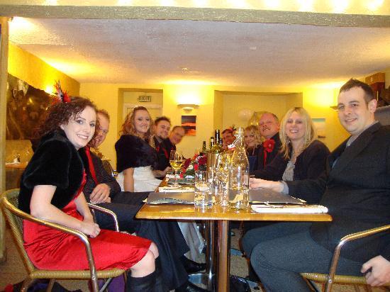 Bistro De La Mer: Our wedding meal
