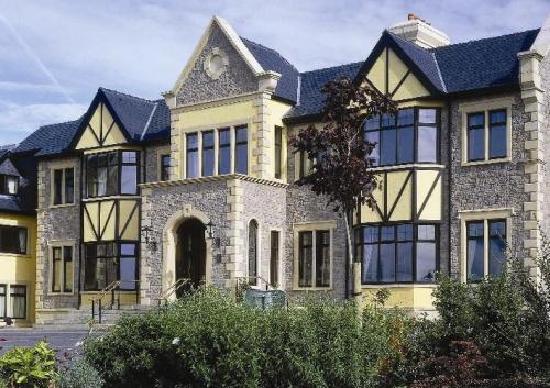 Knockranny House Hotel: knockranny house!
