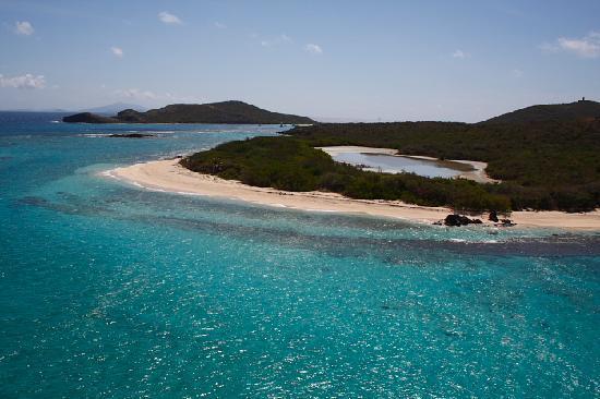 Villa Pelicano: Culebrita Island Beaches..