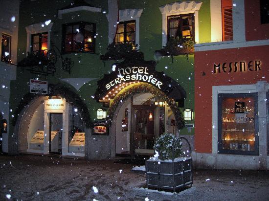 Chalet Strasshofer: Hotel Strasshofer