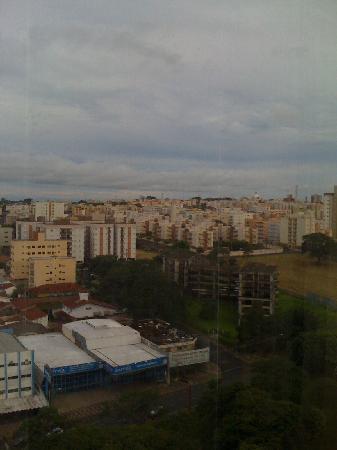 Sao Jose Do Rio Preto, SP: View from the window