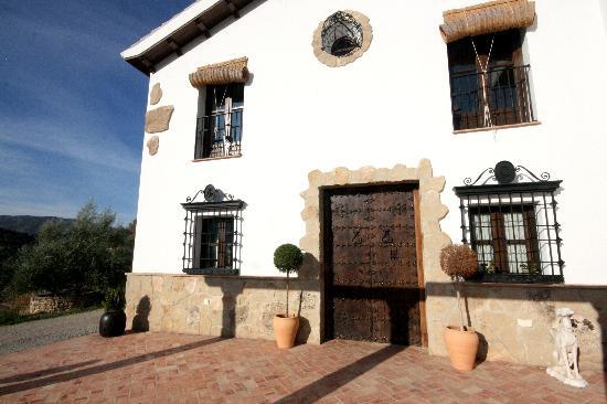 Hotel Hacienda Puerto de las Muelas: Vorderseite
