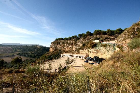Hotel Hacienda Puerto de las Muelas: Reitstall