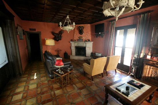 Hotel Hacienda Puerto de las Muelas: Lobby