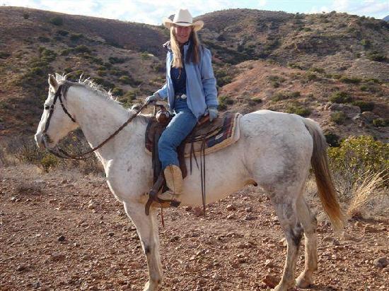 Circle Z Ranch : Pauline & Silver