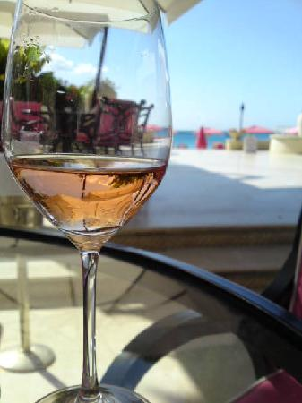 Sandy Lane Hotel: cheers