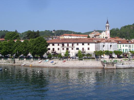 Hotel Giardino from Lake