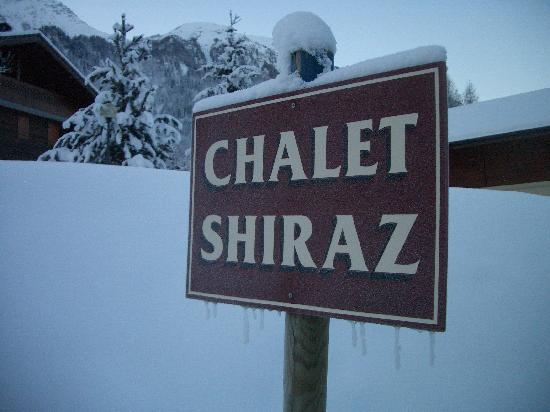 Chalet Shiraz : Took it so i wouldnt forget the name.