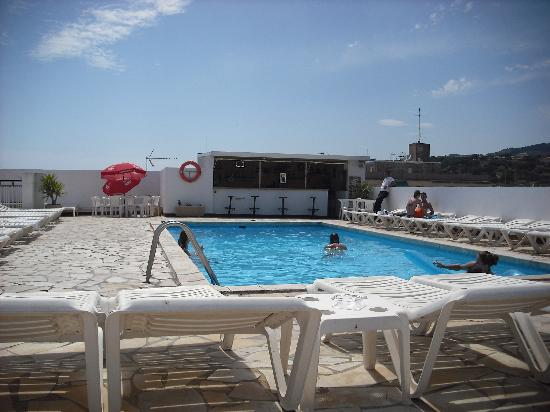 Hotel Continental : der pool