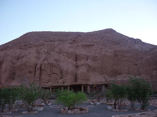Alto Atacama Desert Lodge & Spa: El restaurant