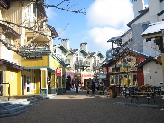 Stratton Mountain, Вермонт: Stratton Village