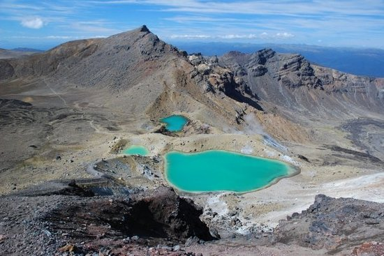 Tongariro nationalpark-bild