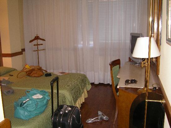 Hotel Maria Luisa : stanza