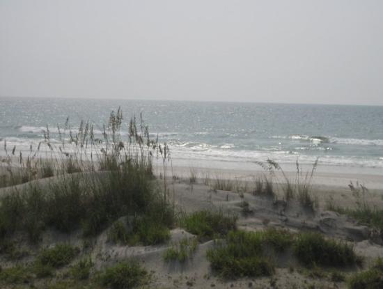 Wrightsville Beach, NC: Figure Eight Island,