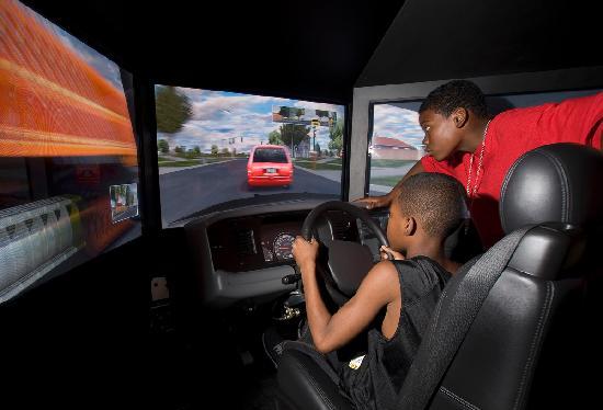 National Museum of Crime & Punishment: Police Chase Simulators