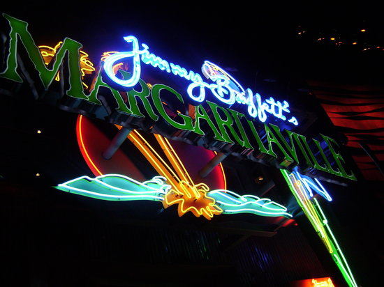 Margaritaville Mohegan Sun : Enter Margaritaville