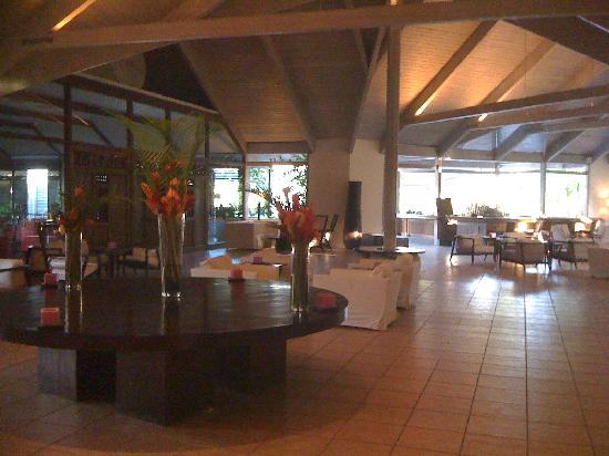 Carlisle Bay Antigua: Great Room